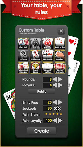 Rummy (Free, no Ads)  gameplay | by HackJr.Pw 4