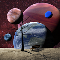 Planets Live WallPaper Free icon