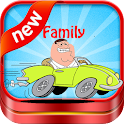 Famile Guuy run icon