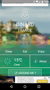 Dinard City Guide- screenshot thumbnail