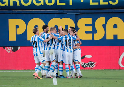 🎥 Liga : La Real Sociedad s'impose à Villarreal, le Deportivo Alavés et Getafe se neutralisent