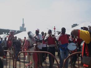 Photo: Eyo Akogu Olofin of Lagos on Parade at TBS