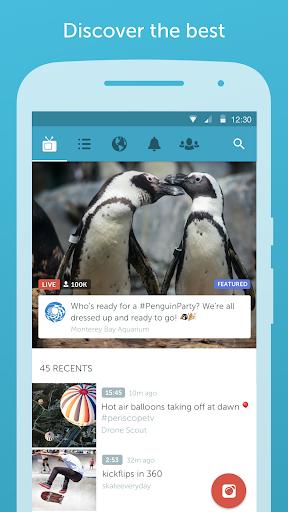 Periscope - Live Video 1.23.3.0 screenshots 3