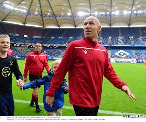 """Le retour du fils prodigue : """"Robben devrait faire ses débuts vendredi"""""""