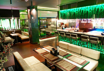 Банкетный зал Sushi & More для корпоратива