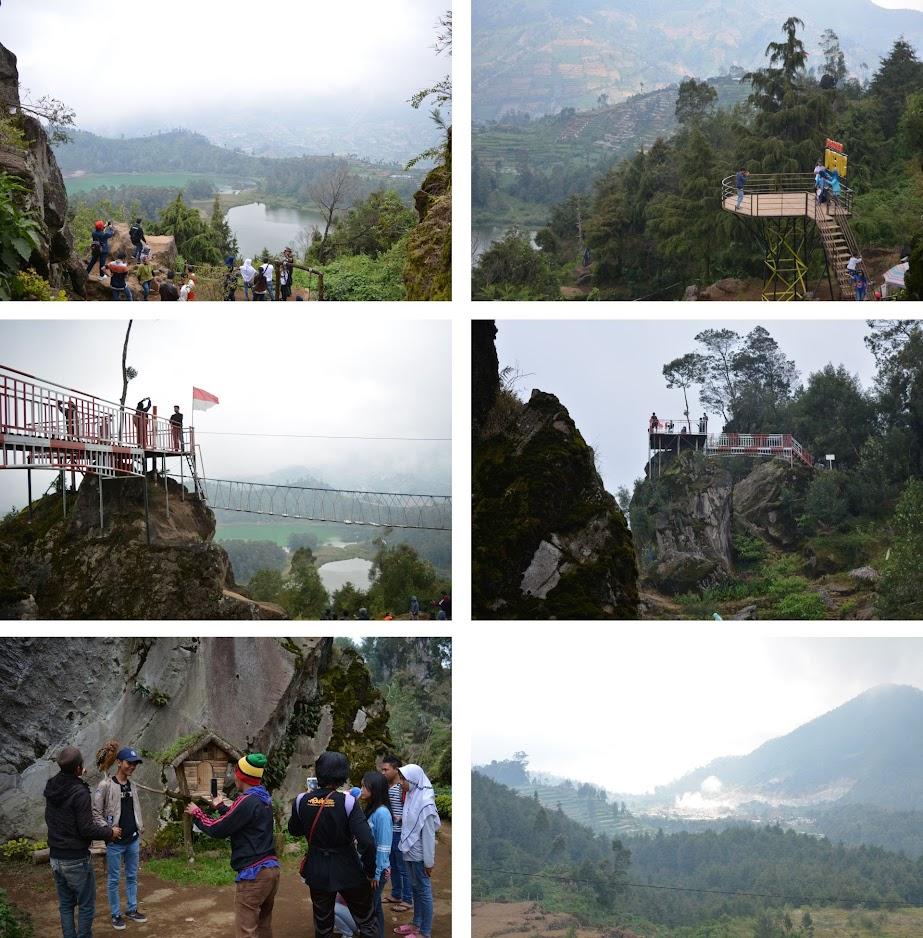 Beberapa spot di Batu Pandang Ratapan Angin
