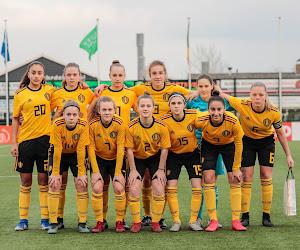 📷 Les jeunes Red Flames s'inclinent dans les derniers instants contre les Pays-Bas