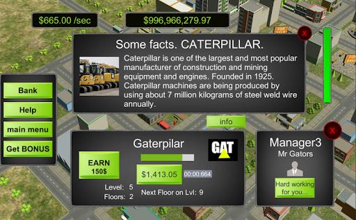 Corporation Magnate. Cash flow simulator 1.072 androidappsheaven.com 2