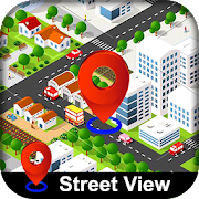 App Live Map Street View: GPS Satellite MAP Navigation APK for Windows Phone
