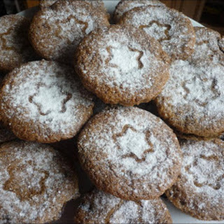 Cranberry and Chocolate Muffins.