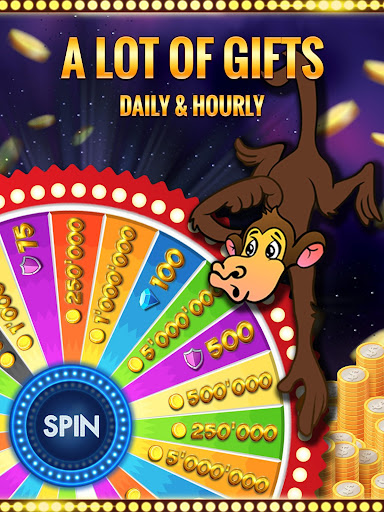 Crazy Monkey Free Slot Machine  {cheat|hack|gameplay|apk mod|resources generator} 3