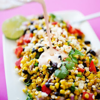 Mexican Salad With Corn Chips Recipes.