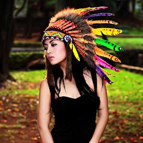 Beauty Women Winda kakurabekta by Bagas Prakoso - People Portraits of Women