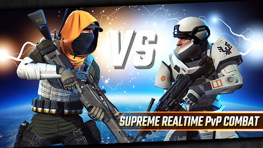 Sniper Strike MOD Apk 4.501(Unlimited Health) 8