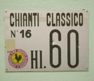 Terreno Chianti Classico Riserva