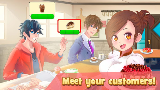 Dessert Chain: Café Waitress screenshot 9