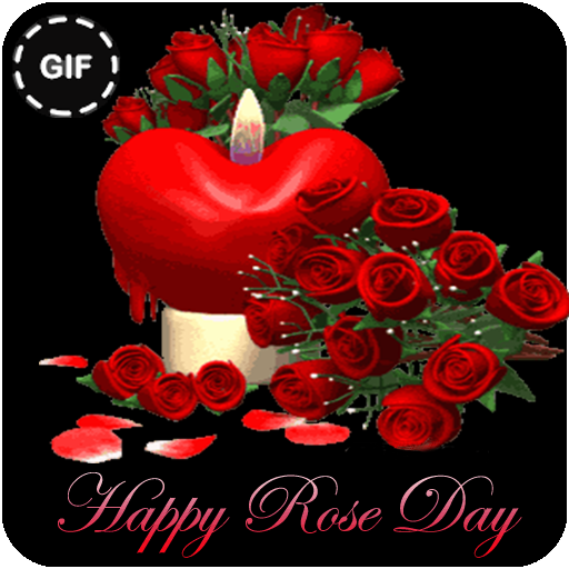 Happy Rose Day GIF 2019