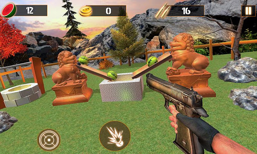 Expert Watermelon Target Shooting Challenge  captures d'écran 2