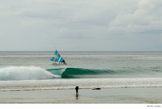 Photo: Photo of the Day: Desert Point, Indonesia. Photo: Childs #Surfer #SurferPhotos