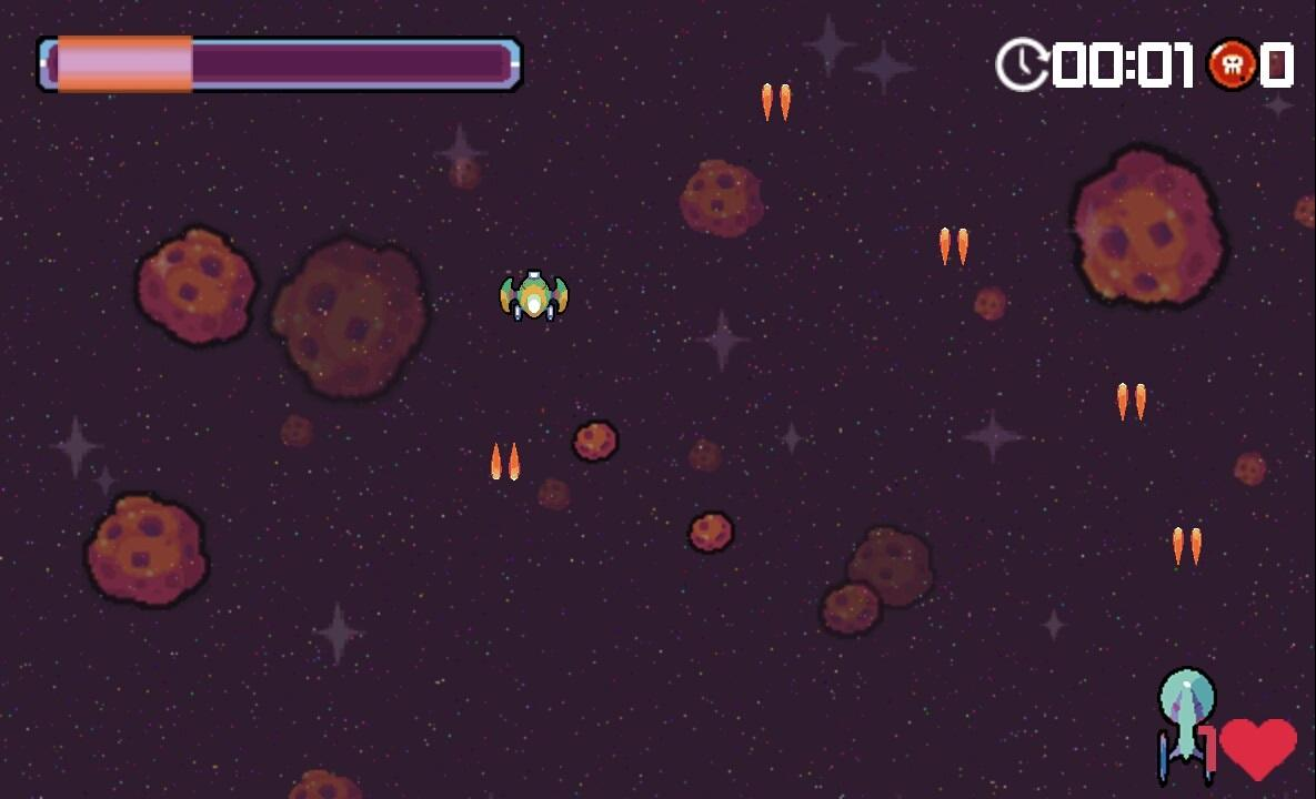 Space Riot - Beta (Unreleased)- screenshot