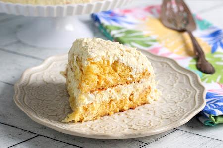 Finger Lickin' Good Cake (Barbara Mandrell's Pig-Lickin' Cake) Recipe
