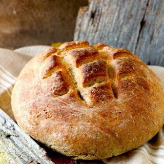 Bauernbrot ~ A German Farmer-Style Bread