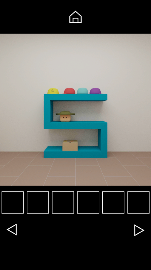 Escape Game Hat Cube- screenshot