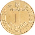 Small coins of Ukraine icon