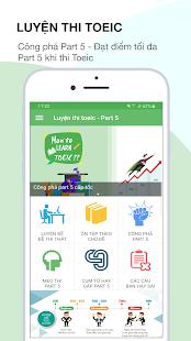 App Luyen thi TOEIC - Part 5 APK for Windows Phone