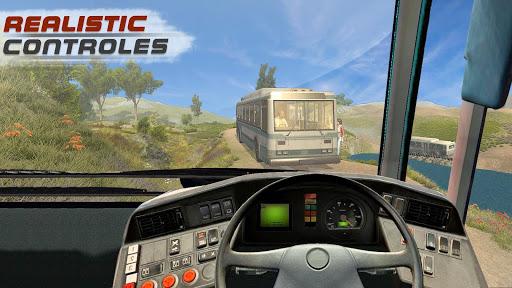 Hors route conduite Bus Simulator 2019:Jeux 3D Bus  captures d'écran 2