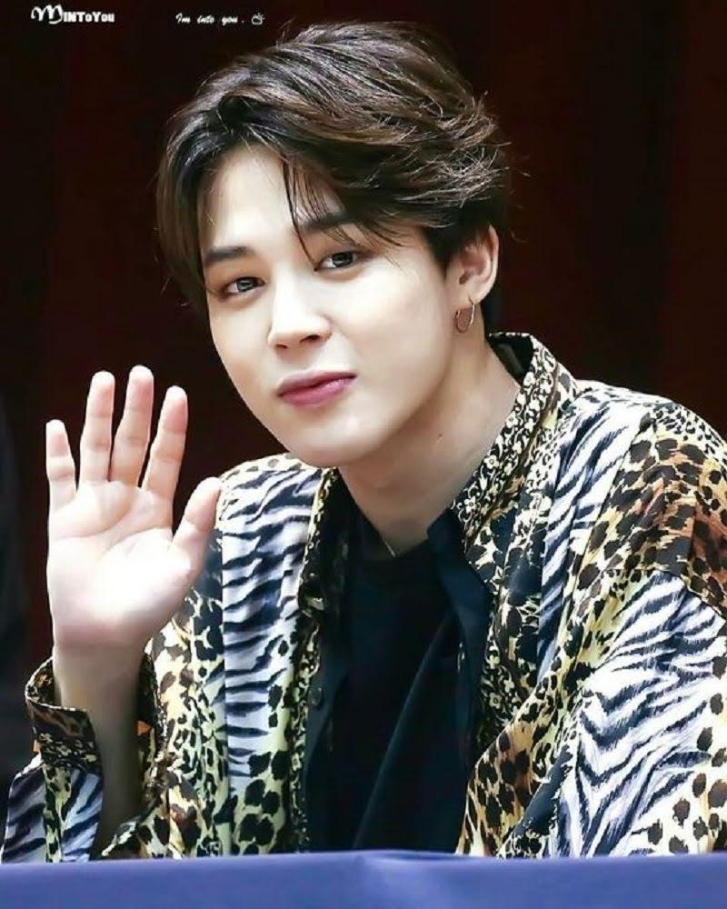 Listen to BTS Jimin's Audio Message on Spotify For Festa 2020