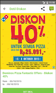 TakePrize Deal Diskon Promo screenshot 3