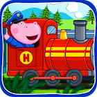 Baby Railway-Train Adventure icon