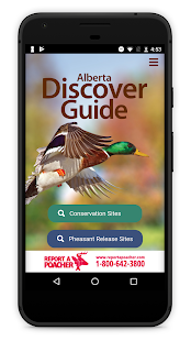 Alberta Discover Guide - náhled