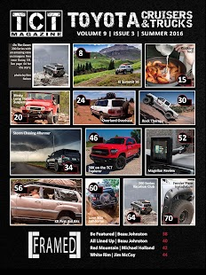 Toyota Cruisers & Trucks Mag- screenshot thumbnail