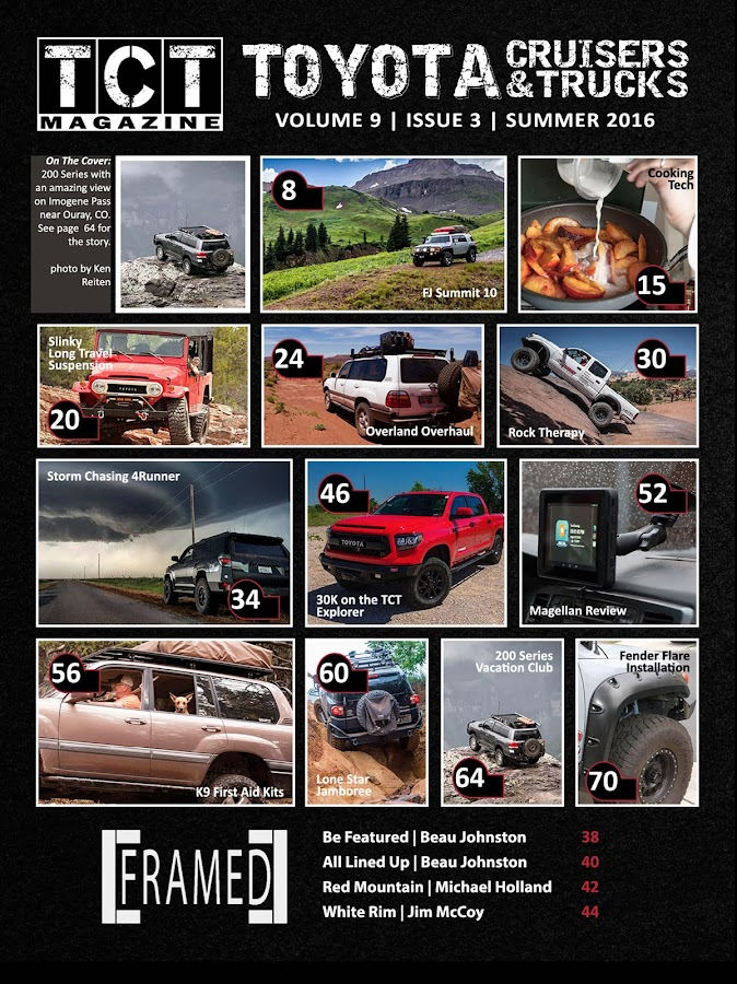 Toyota Cruisers & Trucks Mag- screenshot