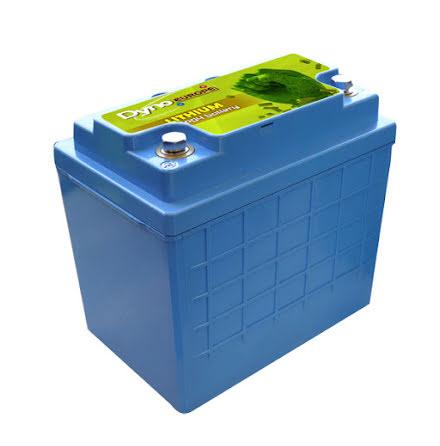 LiFeYPO4 batteri 25,6V/20Ah