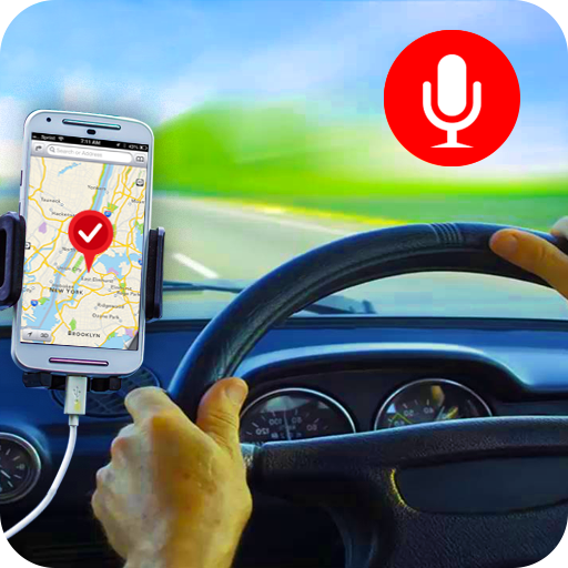 Voice GPS Driving Directions, Gps Navigation, Maps file APK for Gaming PC/PS3/PS4 Smart TV
