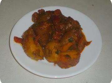 Bombay Potatoes (vegetarian) Recipe