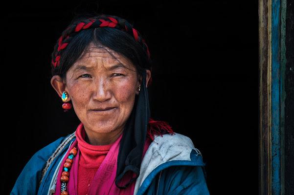 I colori del Tibet di laurafacchini