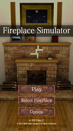 あったかい暖炉(Fireplace Simulator)
