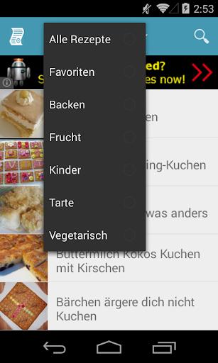 Kuchen Rezepte Kochbuch