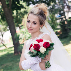 Wedding photographer Sergey Sidorov (Sidoroff). Photo of 06.08.2017