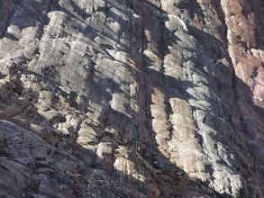 Photo: Glacially-polished bedrock