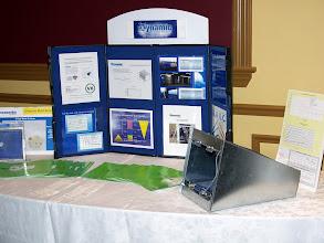 Photo: Dynamic Air Cleaners display by Trane Ottawa
