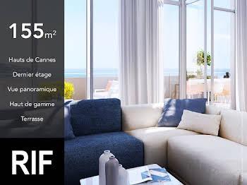 Appartement 5 pièces 155 m2
