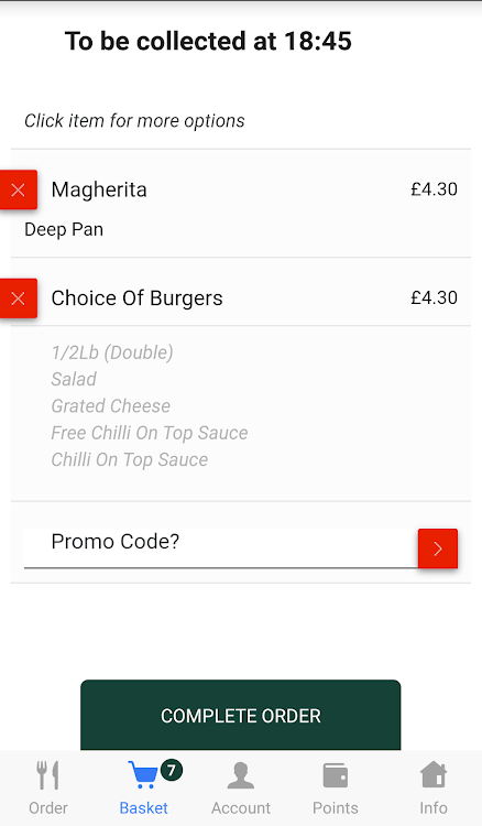 Pizza Time Antrim Android Apper Appagg