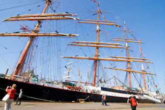 Photo: The Sedov