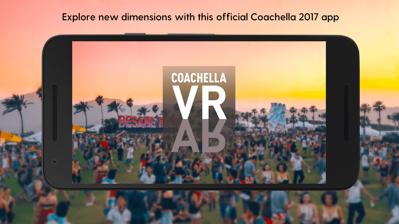 Coachella VR- screenshot
