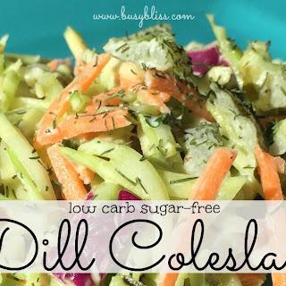 Dill Coleslaw Recipes